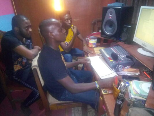 Music Production Training Master Class